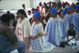 Akan Wedding (Ghana), New York, NY, 1974