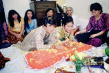Cambodian Wedding, Harrisburg, PA, 1983