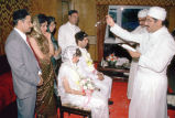 Zoroastrian Parsi Wedding, New Rochelle, NY, 1985