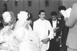 Chaldean Wedding, Southfield, MI, 1990