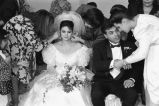 Persian Wedding, Beverly Hills, CA, 1991