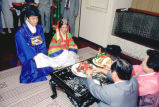 Korean Wedding, Queens, NY, 1990
