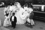 Ethiopian Wedding, Falls Church, VA, 1989