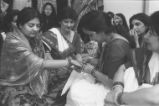 Hindu Wedding, Lagrangeville, NY, 1998