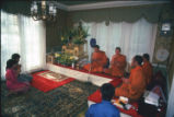 Thai Wedding, Mt. Vernon, NY, 1983
