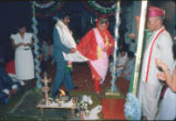 Hindu Wedding, Flushing, NY, 1981