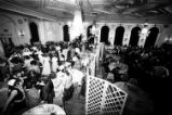 Jewish Wedding (Lubavitch), Crown Heights, NY, 1984
