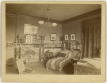Ms. Scott's dorm room, Bryn Mawr College