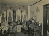 Student's room, Denbigh Hall (Room 27)