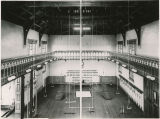 Gym room, first gymnasium