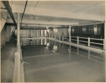 Swimming pool, old gymnasium (second gym)