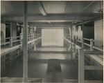 Swimming pool, old gymnasium
