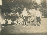 Field hockey team (class of 1921)