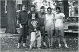 Cross country team (1987)