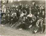 Field hockey game, 1919