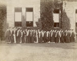 Students from the Bryn Mawr College Class of 1902