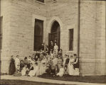 Bryn Mawr College Class of 1889 with faculty