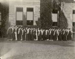 Bryn Mawr College Class of 1898 including Marion Park