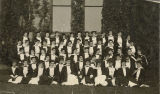 Bryn Mawr College - undated class portrait