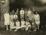 Faculty from the Bryn Mawr Summer School for Women Workers in Industry