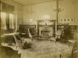 Common room in Radnor Hall