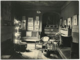 Deanery, interior view, Bryn Mawr College
