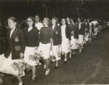 Little May Day 1949 Procession