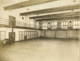 Second Gymnasium - Interior