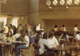 Erdman Hall dining room