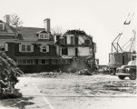 Deanery, Demolition