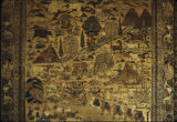 Tapestry, Lobby of Canaday Library