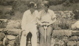 Denise Gallaudet, Class of 1932, and husband, Carleton Shurtleff Francis, Jr.