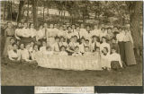Juliet Catherine Baldwin and the Class of 1898