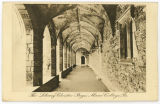 The Library Cloister- Bryn Mawr College, PA