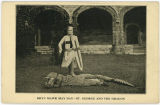 Bryn Mawr May Day- St. George and the Dragon