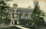 The Library, Bryn Mawr, College.