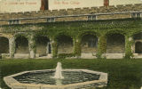 The Cloister and Fountain Bryn Mawr College