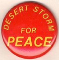 Desert Storm for Peace