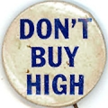 Don't Buy High