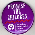 Promise The Children. Unitarian Universalist Service Committee.