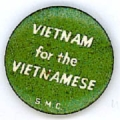 Vietnam for the Vietnamese. S.M.C.