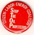 Stop The Oil Profiteers. Citizen Labor Energy Coalition.