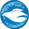 Work For Peace. October 15