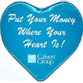 Put Your Money Where Your Heart Is! Calvert Group.