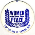Women Strike For Peace. Stop The War in Vietnam Now.