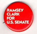 Ramsey Clark for Senate.