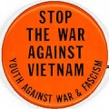 Stop The War Against Vietnam. Youth Against War & Fascism