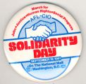 Solidarity Day. AFL-CIO. March For Jobs, Justice, Human Rights, Social Progress. September 19,...