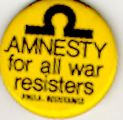 Amnesty For All War Resisters. Phila. Resistance.