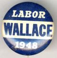 Wallace. Labor. 1948.
